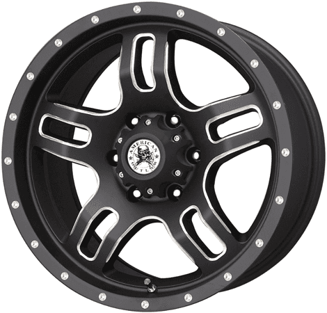 American Outlaw Regulator Wheels - Tire Reviews and More