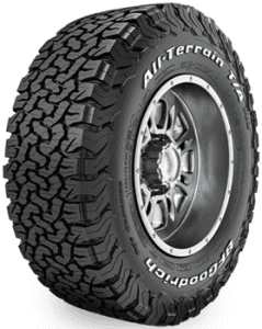 BFGoodrich All-Terrain T/A KO2 Tire Review