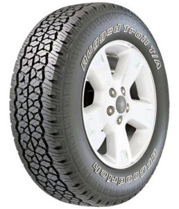 Bfgoodrich Rugged Trail T A Tire Review