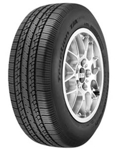 235//65R17 103T BFGoodrich Traction T//A All-Season Tire
