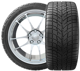 BFGoodrich g-Force Comp-2 A/S Tire Review & Rating - Tire ...