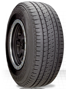 Bridgestone Dueler H L Alenza Plus Review