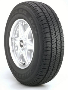 Bridgestone Dueler HT 684 Tire Review