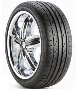 Bridgestone S-04 Pole Position Tire Review