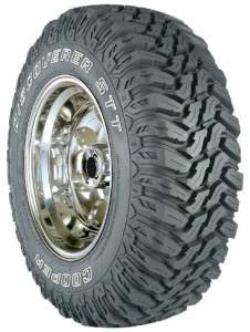 Cooper Discoverer Radial STT Tire Reviews