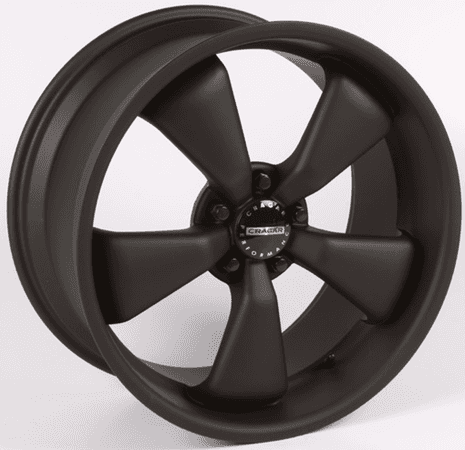 Custom Dodge Charger >> Cragar 617B Modern Muscle Wheels - Tire Reviews and More
