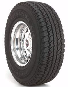 Firestone Destination A T Tire Review Rating Tire Reviews And More