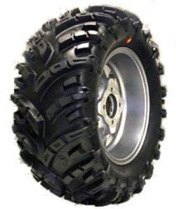 Spartacus ATV Tires from GBC Motorsports