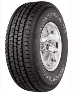 General AmeriTrac TR Tire Review