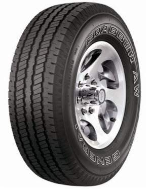 General Grabber Aw Tire Review Rating Tire Reviews And More