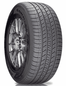 goodyear assurance ultratour tire review rating tire reviews and more. Black Bedroom Furniture Sets. Home Design Ideas