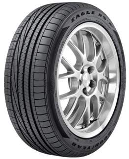 Goodyear Eagle RSA2 Tire Review