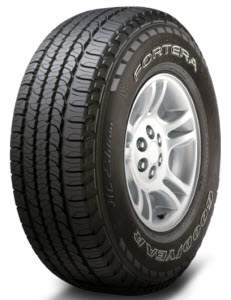 Goodyear Fortera Hl Tire Review Rating Tire Reviews And More