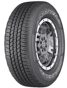 Goodyear Wrangler Fortitude HT Tire Review