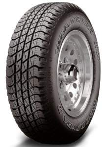 Wrangler HP Tires from Goodyear