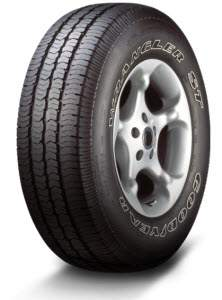 Goodyear Wrangler ST Tire Review