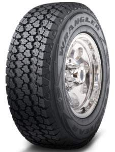 Wrangler Silent Armor Tires from Goodyear