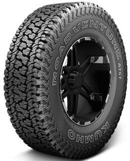 Best All Season Tires >> Kumho Road Venture AT51 Tire Review & Rating - Tire Reviews and More