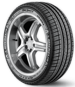 michelin pilot sport a s 3 tire review rating tire. Black Bedroom Furniture Sets. Home Design Ideas