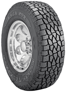 Mickey Thompson Baja Radial STZ Tire Review