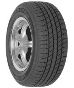 Uniroyal Tiger Paw Touring DT Tire Review
