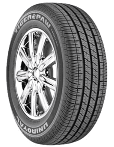Uniroyal Tiger Paw Touring SR Tire Review