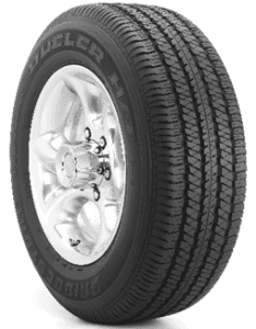 Bridgestone Dueler HT D684 II Tire Review
