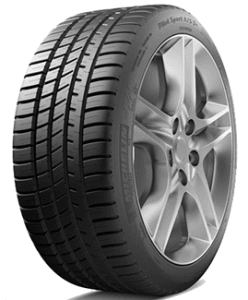 Michelin Pilot Sport AS 3+ Tire Review