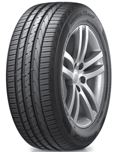 Hankook Ventus S1 evo2 SUV K117A Tire Review