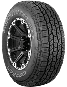 Cooper Tires Review >> Cooper Adventurer A T Tire Review Rating Tire Reviews