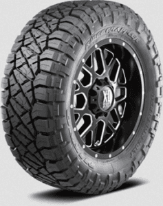 nitto ridge grappler tire review rating tire reviews and more. Black Bedroom Furniture Sets. Home Design Ideas