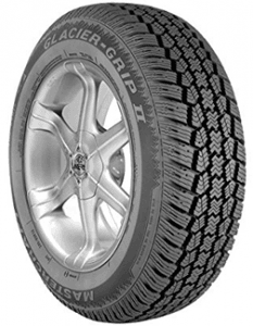 Goodyear Nordic Winter Tire >> Mastercraft Glacier Grip II Tire Review & Rating - Tire ...
