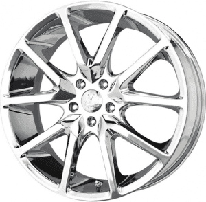 Vogue Wheels VT373 Wheels
