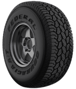 Federal Couragia A/T Tire Review