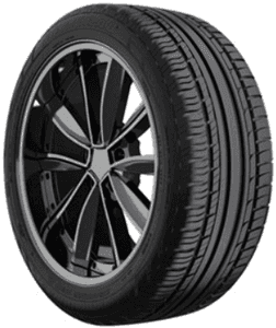 Federal Couragia F/X Tire Review