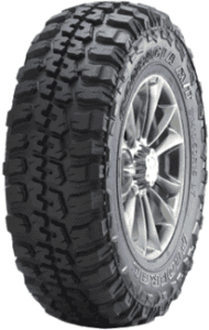 Federal Couragia M/T Tire Review
