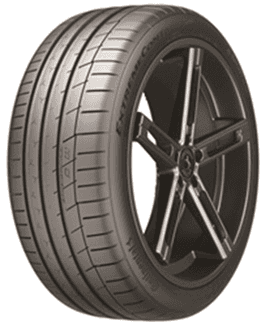 255//35ZR18 94Y Continental Extreme Contact DWS06 All-Season Radial Tire