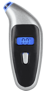 Ionox Tire Pressure Gauge Digital w/ Metal Body 150PSI