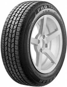 Radar Pro Tour All Season Touring Tire Review Rating Tire