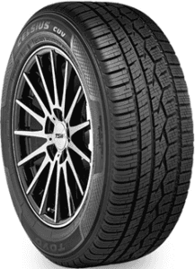 Toyo Celsius Cuv >> Toyo Celsius CUV Tire Review & Rating - Tire Reviews and More