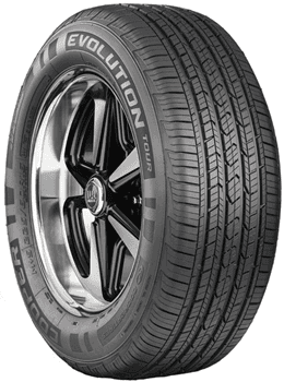 Cooper Tires Review >> Cooper Evolution Tour Tire Review Rating Tire Reviews And More