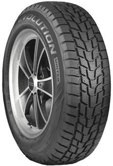 cooper evolution winter tire review rating tire. Black Bedroom Furniture Sets. Home Design Ideas