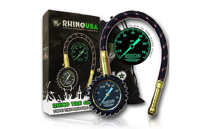 rhino usa heavy duty tire pressure gauge