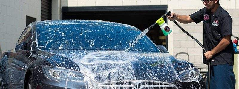 spring car cleaning supplies