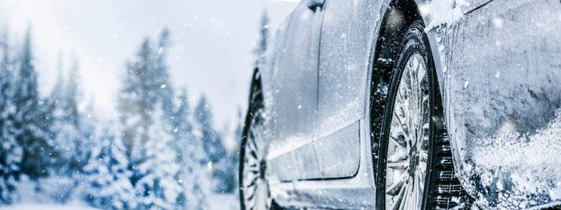 When it comes to driving in winter weather, you need to have the right set of tires.