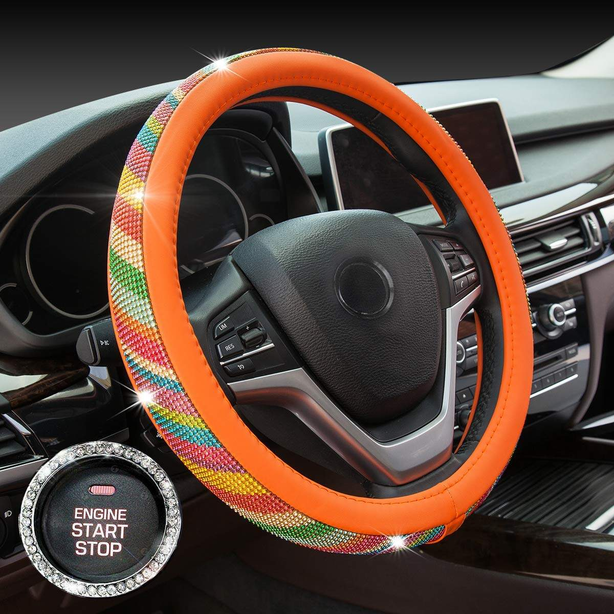 Black Friday Deals: Steering Wheel Cover