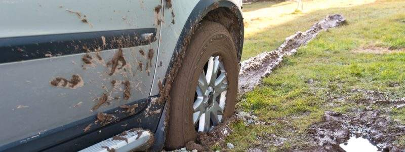 It pays to be prepared for the worst – let us help you figure out what you should do in case your vehicle gets stuck in the mud.