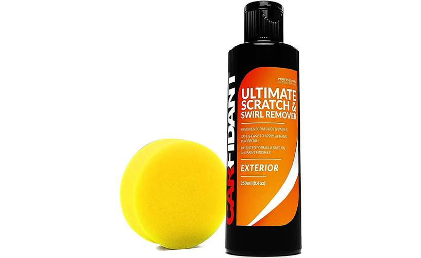carfidant scratch and swirl remover