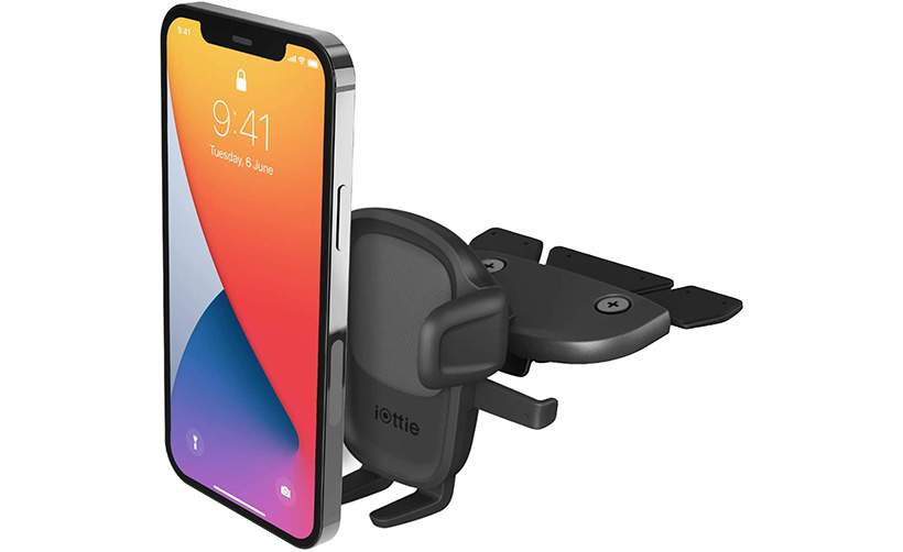 iottie easy one touch 5 cd slot universal car mount